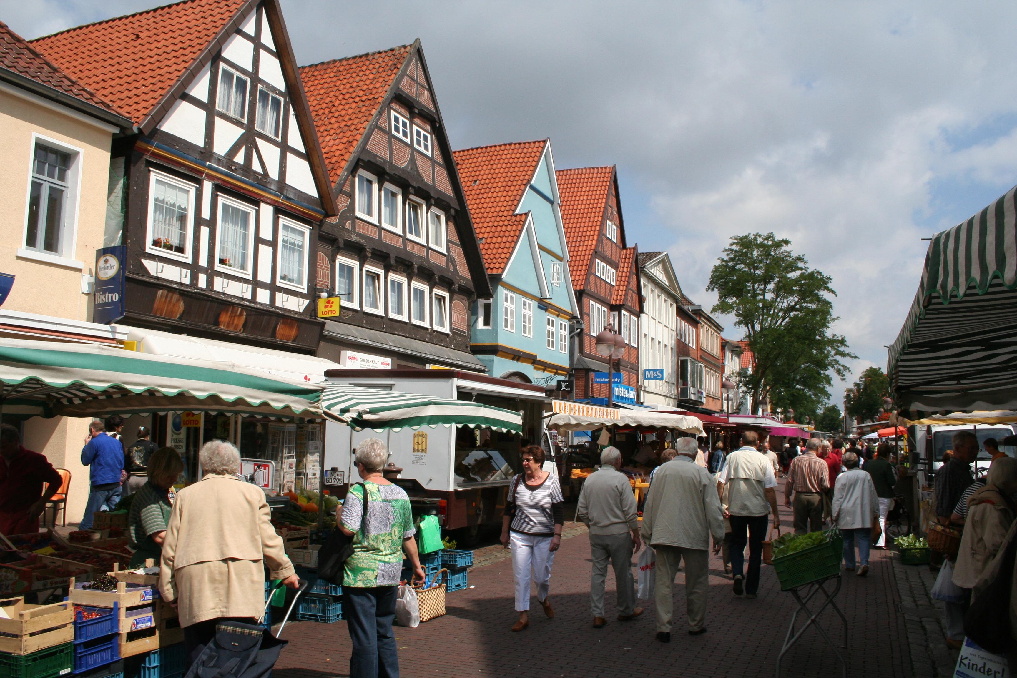 Tagestourismus Niedersachsen